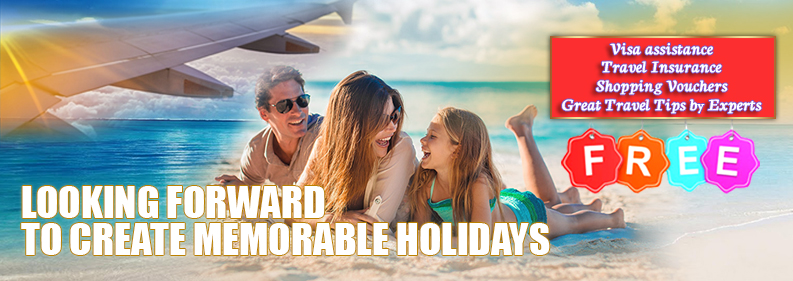 Looking Forward To Create Memorable Holidays
